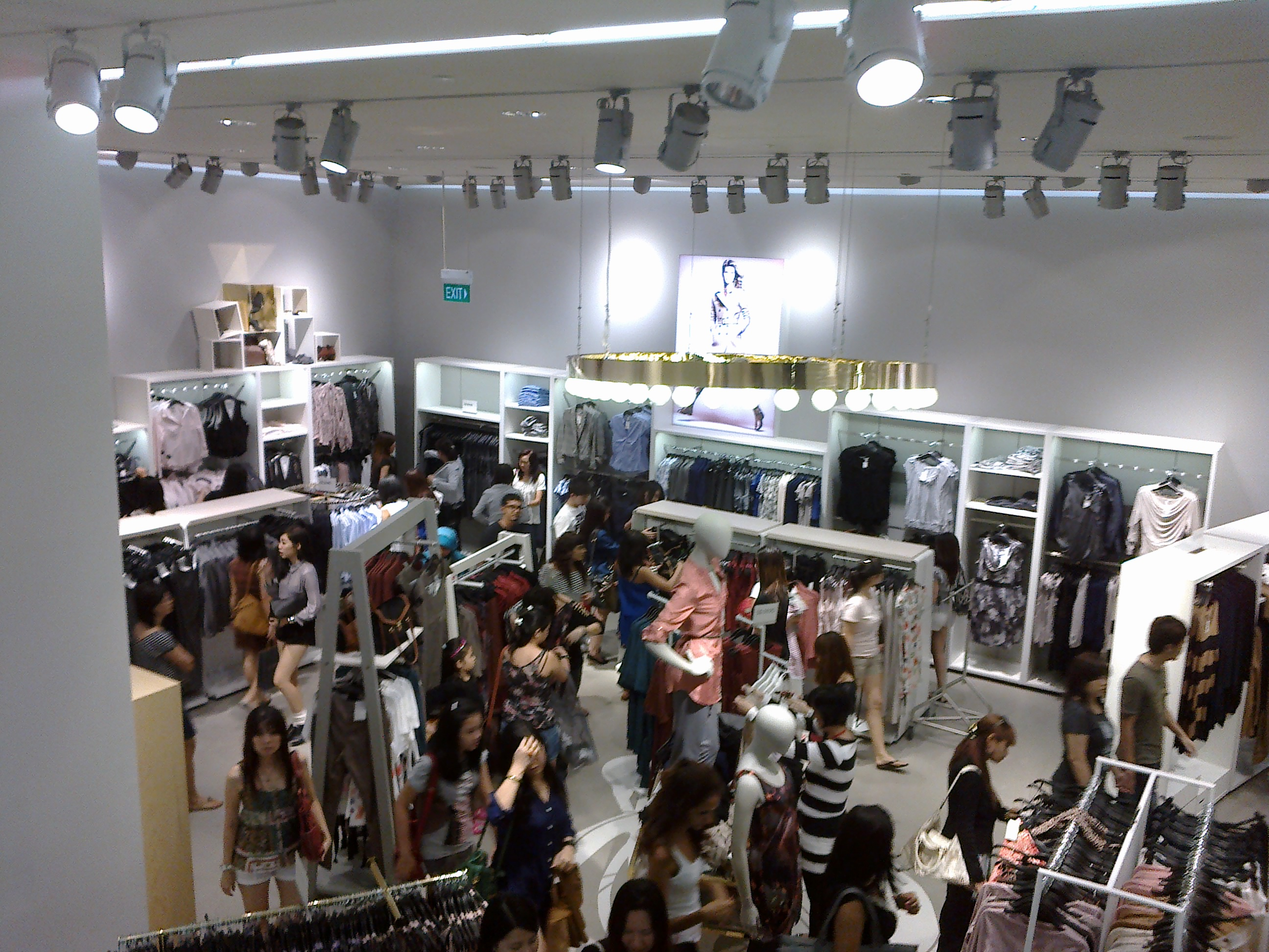 Visit To H Amp M Flagship Store A Journey Towards Financial